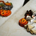 3D Halloween kaartjes maken + video!
