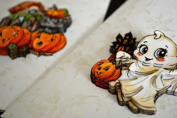 Halloween Figuurtjes Maken.3d Halloween Kaartjes Maken Video A Life Lounge