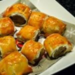 Hapjes: Mini – Worstenbroodjes
