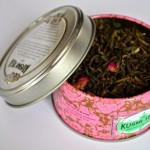 Groene thee van Kusmi