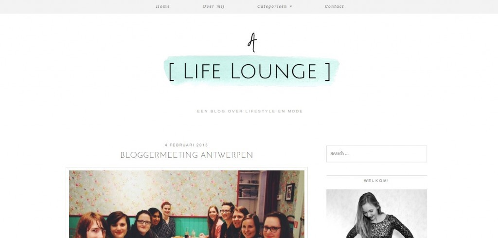 Nieuwe Lay-Out
