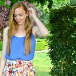 Bloemenrok | Outfit Inspiration