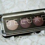 Catrice Deluxe Trio Eyeshadow 030 Rose Vintouch