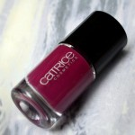 Catrice Ultimate Nail Lacquer   For some it's plum 95