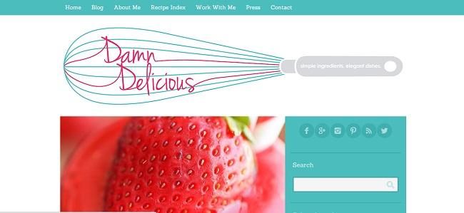 Websites voor recepten