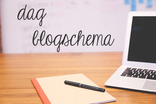 dag blogschema