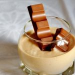 Chocomousse van Kinderchocolade