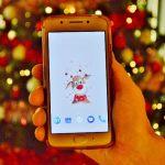 24 leuke smartphonebackgrounds voor kerst